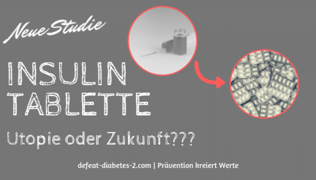 Insulin Tablette